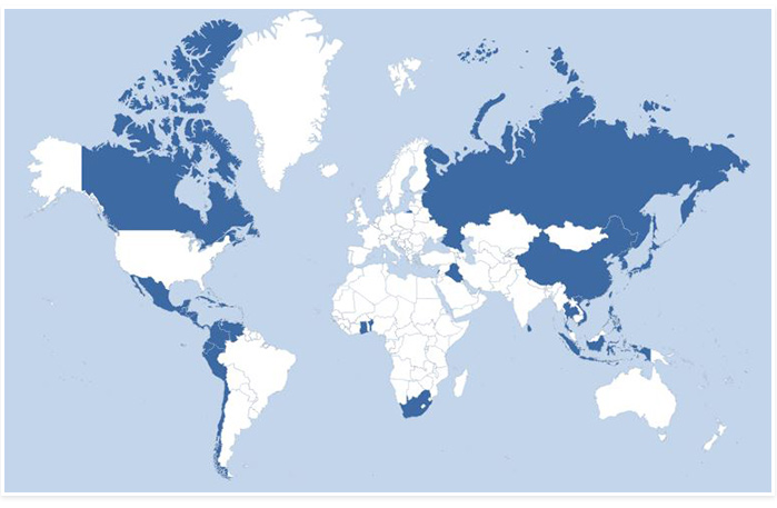 Butterball World Map Locations