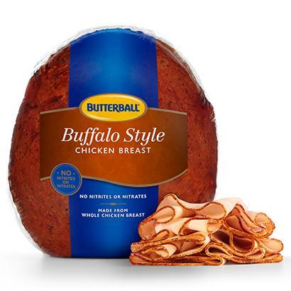 Buffalo Style Chicken Breast Package