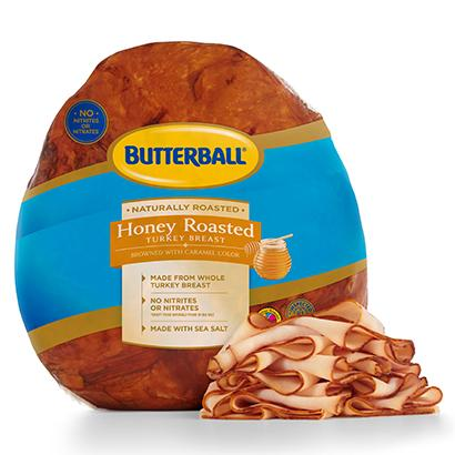 Honey Roasted Turkey Breast Package
