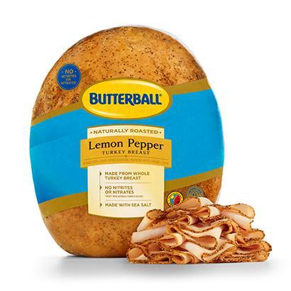 Lemon Pepper Turkey Breast Package