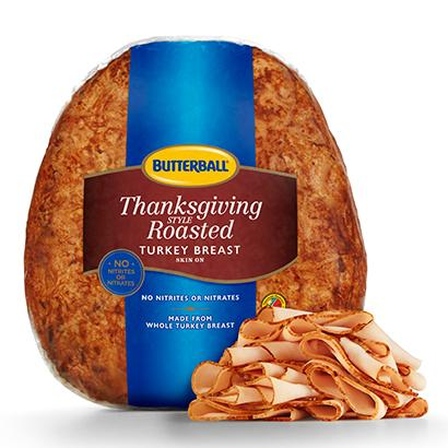 Thanksgiving Roasted Turkey Breast Package