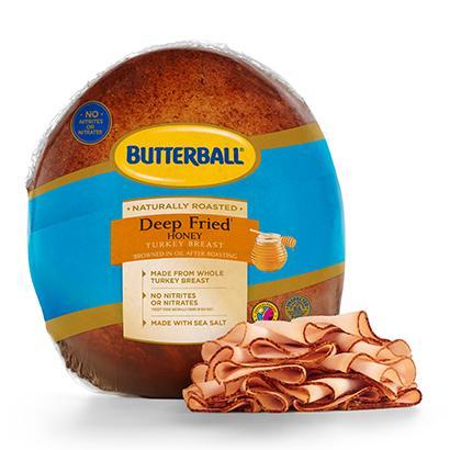 Deep Fried Honey Turkey Breast Package