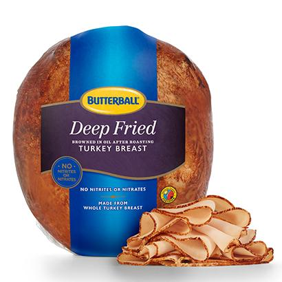 Deep Fried Turkey Breast Package