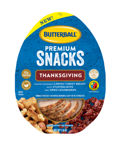 Thanksgiving Premium Snacks Package